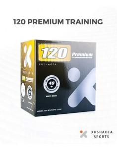 Plastic ball Xushaofa Premium Training pack 120