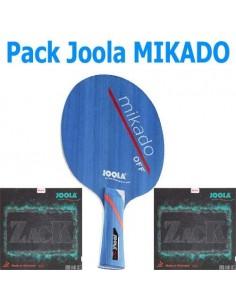 Pack Joola Mikado Off + Zack