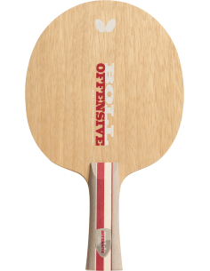 Holz Butterfly New Timo Boll Offensive