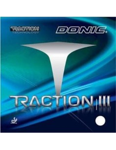 Rubber Donic Traction III