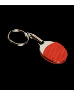 Tibhar Porte-clés grande raquette en métal