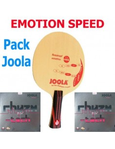 Pack Joola Emotion Speed Off +