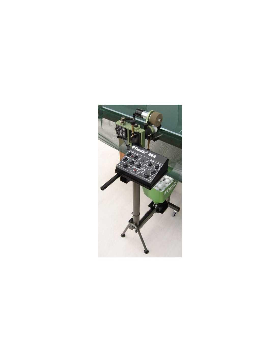 Robot tt matic 404 a 404 b table tennis robots returnboard - Robot tennis de table occasion ...