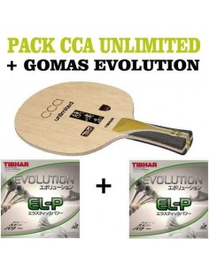 Pack TIBHAR CCA Unlimited + Evolution