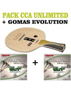 Pack TIBHAR CCA Unlimited + Evolution