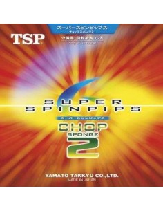 Rubber TSP Super Spinpips Chop II