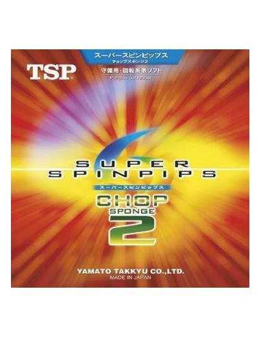 Rubber TSP Super Spinpips Chop II