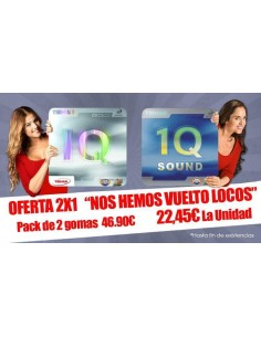 2x1 Pack belage 1Q & 1Q Sound