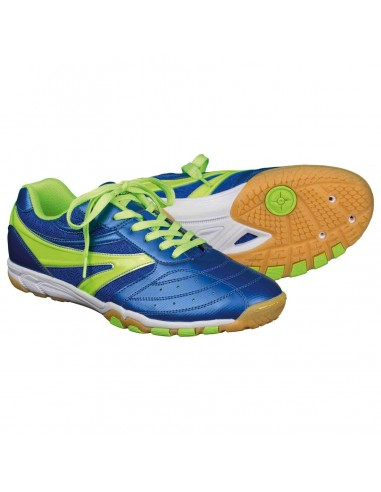 Zapatillas Tibhar Blue Thunder verdes