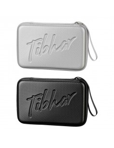Funda doble Tibhar Carbón cuadrada
