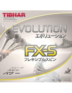 Rubber Tibhar Evolution FX-S