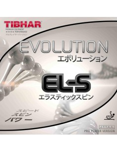 Borracha Tibhar Evolution EL-S