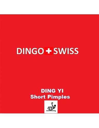 Rubber Dingo Swiss Ding Yi