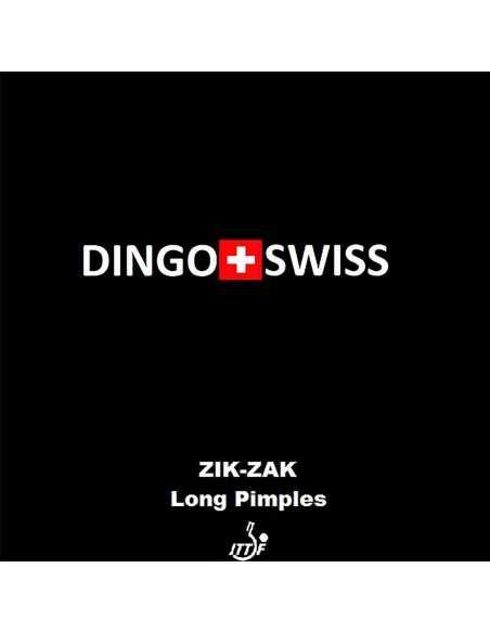Rubber Dingo Swiss Zik Zak