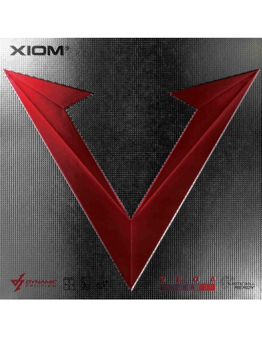 Rubber Xiom Vega Asia DF