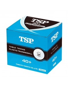 Pelotas TSP Hard entrenamiento 120 und blanca.