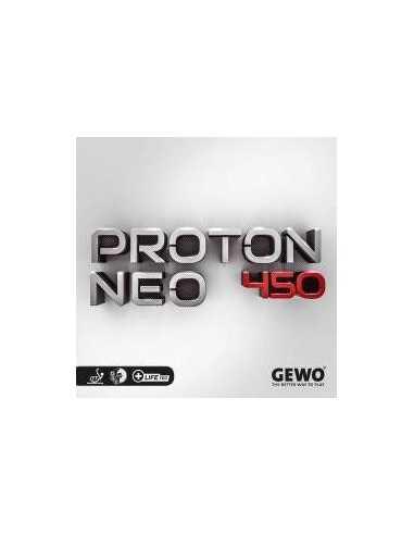 Rubber Gewo proton 385 xp sound