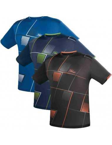 T-Shirt Tibhar Check
