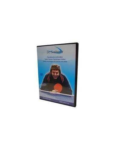 DVD Donic.Techniques, Tactics, Tricks II