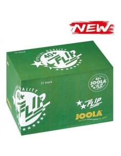 Pelota Joola Flip 40+ pack 72