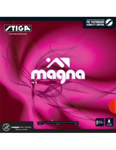 Goma Stiga Magna TC II