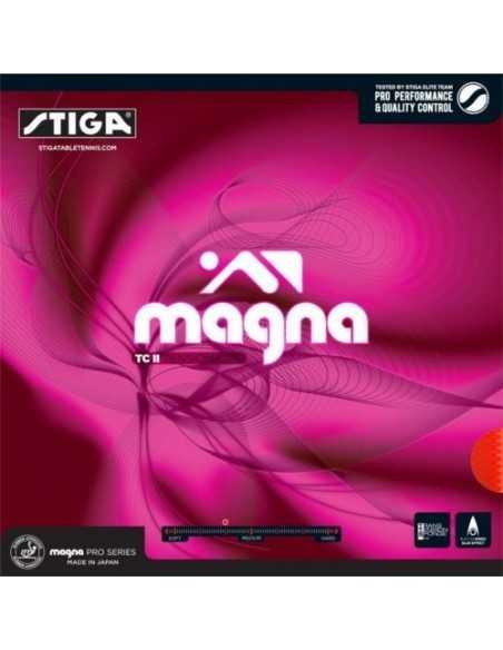Rubber Stiga Magna TC II