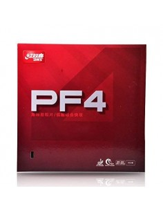 Rubber DHS PF4 Red Cover