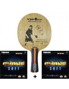 Pack He Zhi Wen All + Aurus Soft.