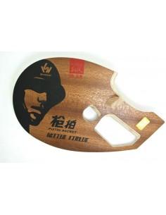 Madera Sanwei Pistol Racket Q7