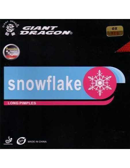 Rubber Giant Dragon Snowflake