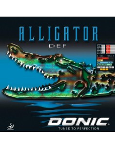 Rubber Donic Alligator Def