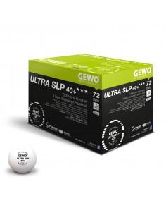 Pelotas GEWO Ultra SLP 40+ 3***. Pack 6