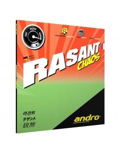 Revêtement Andro Rasant Chaos