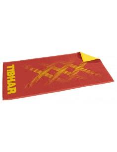Toalla Tibhar Triple X roja / amarilla