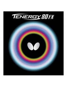 Rubber Butterfly Tenergy 80 FX