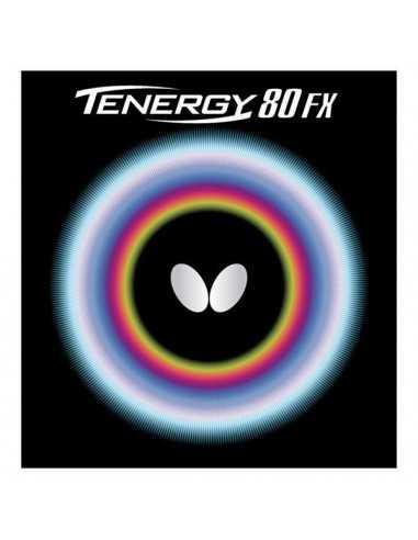Borracha Butterfly Tenergy 80 FX