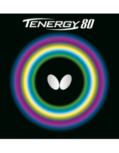 Rubber Butterfly Tenergy 80