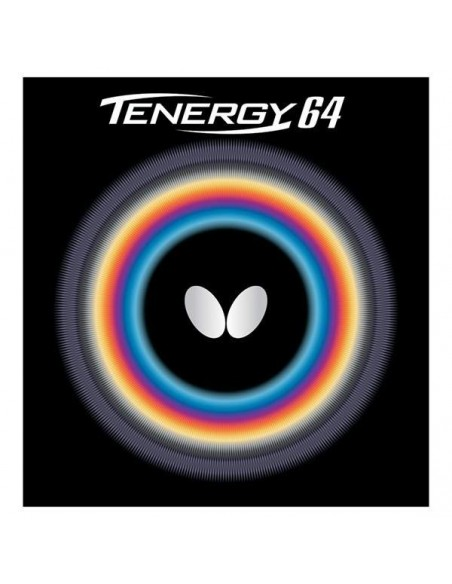 Rubber Butterfly Tenergy 64