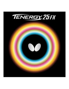 Rubber Butterfly Tenergy 25-FX