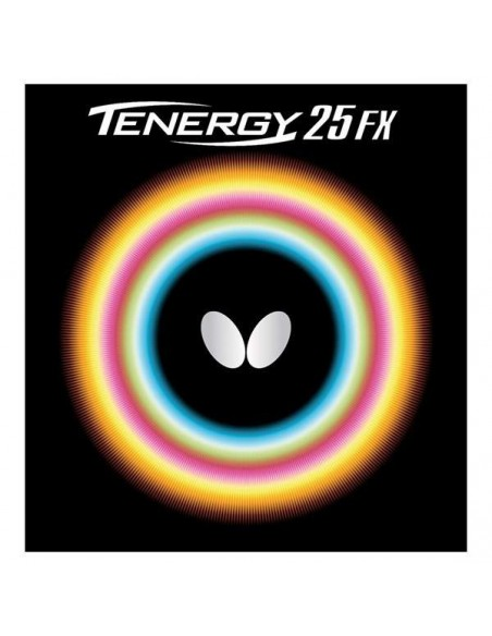 Rubber Butterfly Tenergy 25-FX