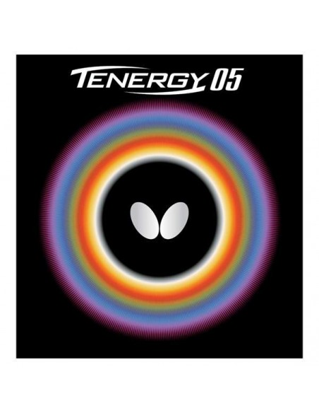 Rubber Butterfly Tenergy 05