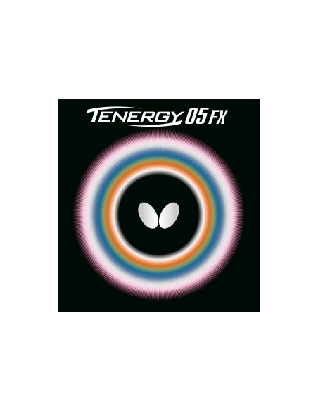 Rubber Butterfly Tenergy 05 FX