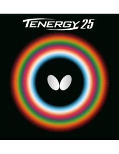 Rubber Butterfly Tenergy 25