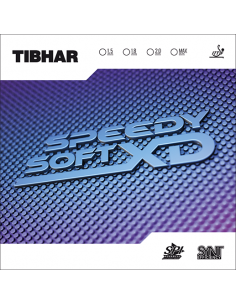 Borracha Tibhar Speedy Soft XD