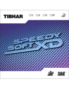 Revêtement Tibhar Speedy Soft XD