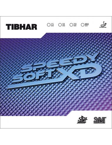 Rubber Tibhar Speedy Soft XD