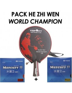 Pack He Zhi Wen World Champion