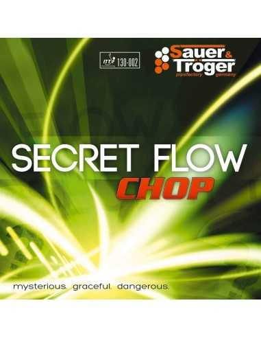 Rubber Souer & Tröger Secret Flow chop