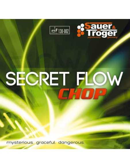 Rubber Sauer & Tröger Secret Flow chop