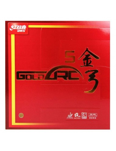 Rubber DHS Gold Arc 5  47.5